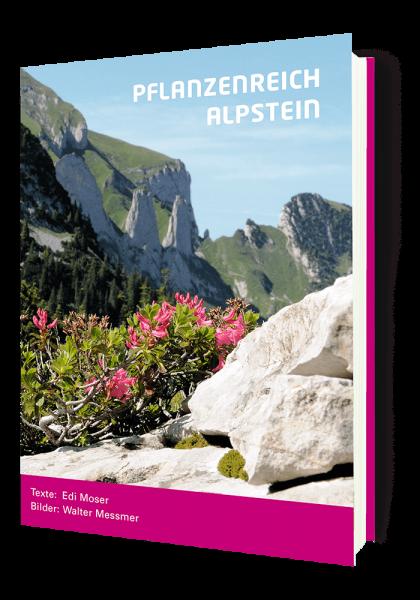 Pflanzenreich Alpstein, 2. Auflage 2013