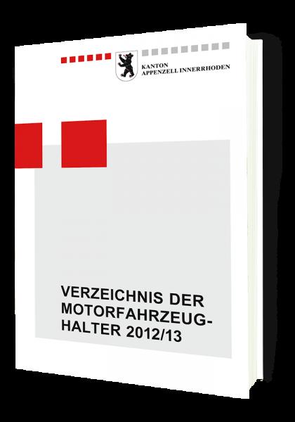 Verzeichnis der Motorfahrzeughalter 2014/2015