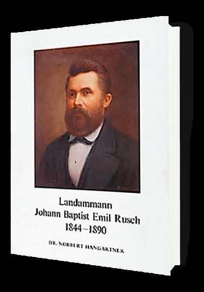 Landammann Johann Baptist Emil Rusch